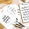 Brush Lettering Kit